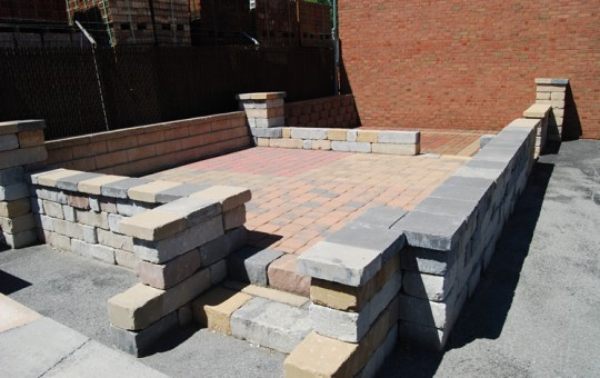 Paver display