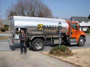 Steffey & Findlay truck