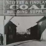 Steffey & Findlay old store front