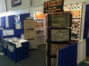 Picture of Home Show Booth in 2015
