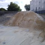 C-144 Sand Pile