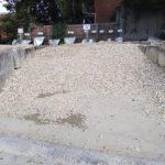 Large River Stone Pile