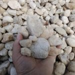 Handful of Large River Stone